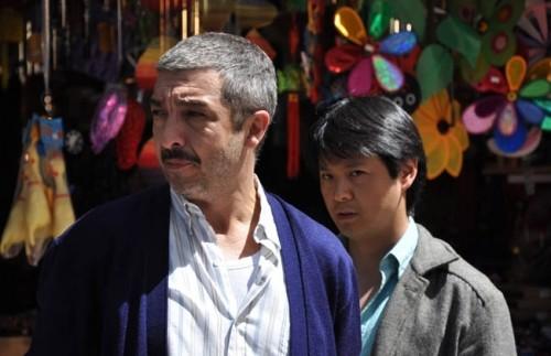 Ricardo Darín e Huang Sheng Huang